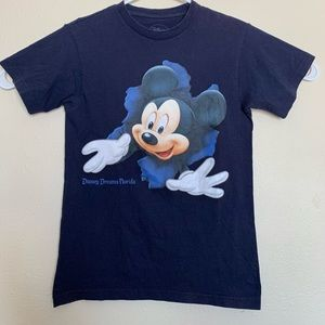 Vintage Mickey Mouse Florida Double-Sided Tee